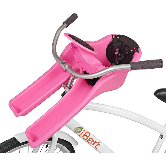 Ibert Safe-T-Seat, Stem Mount, Pink