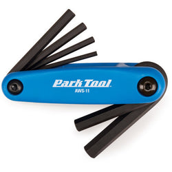 Buy Park Tool Folding Hex Wrench Set (3-10mm) At The Bike Doctor, Vancouver.