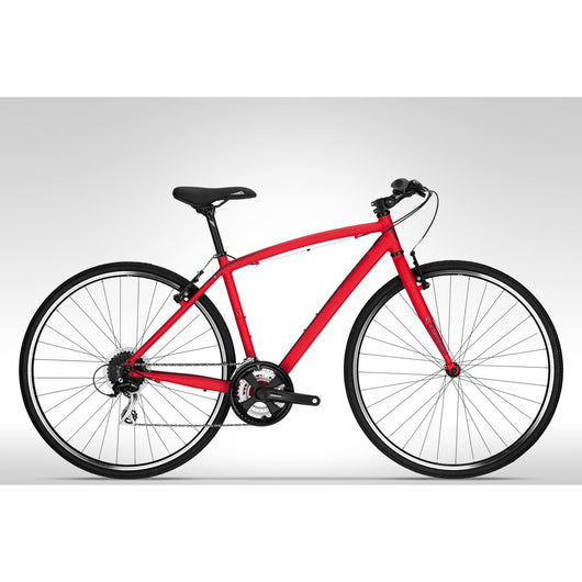 Devinci St-Tropez '16 Bike Red/Red - Bike Doctor, Vancouver