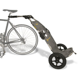 Burely Travoy Trailer Grey  Buy Now at the Bike Doctor Vancouver