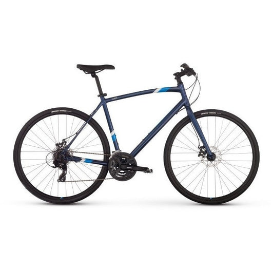 Raleigh Cadent 2 '17 Bike Blue - Bike Doctor, Vancouver