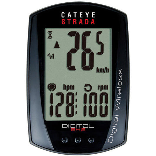 Buy CatEye Strada Digital Wireless (CC-RD430DW) At The Bike Doctor, Vancouver.