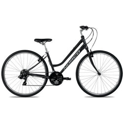 Norco Yorkville '17 Step-Thru Bike Charcoal/Silver - Bike Doctor, Vancouver