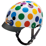 Nutcase Little Nutty Helmet Dots XS - Bike Doctor, Vancouver