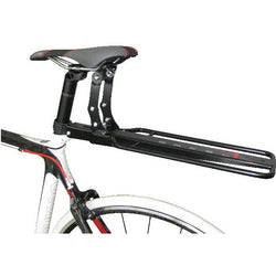 Arkel Randonneur Rear Rack Black - Bike Doctor, Vancouver