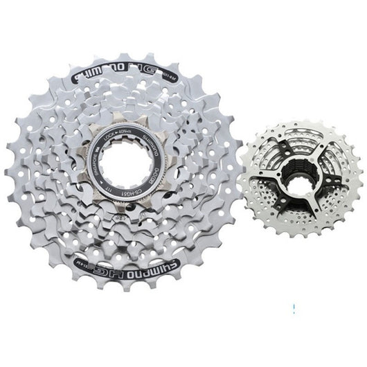 Shop Shimano CS-HG51 Alivio 8sp Cassette 11-30T At The Bike Doctor, Vancouver.