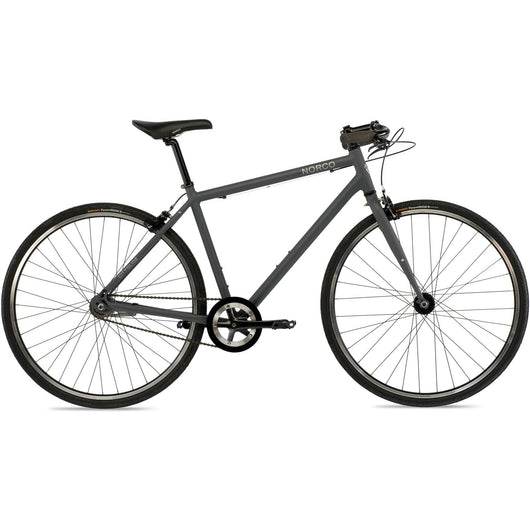 Norco 2-Spd City Glide Grey - Bike Dcotor