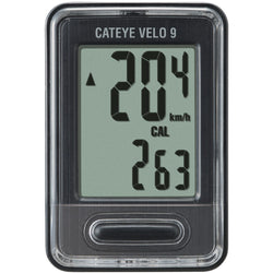 Buy CatEye Velo 9 At The Bike Doctor, Vancouver.