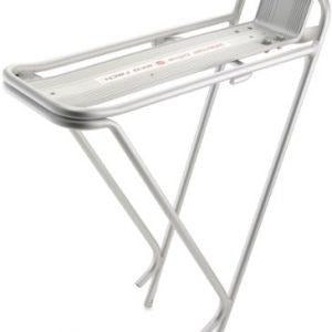 700C 2-Stay Alloy Silver Front Rack