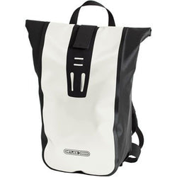 Shop Ortlieb Velocity 20 Litre Messenger Bag White At The Bike Doctor, Vancouver!
