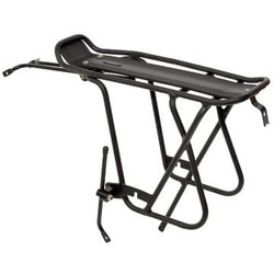 Axiom Journey Disc Rack Silver - Bike Doctor, Vancouver