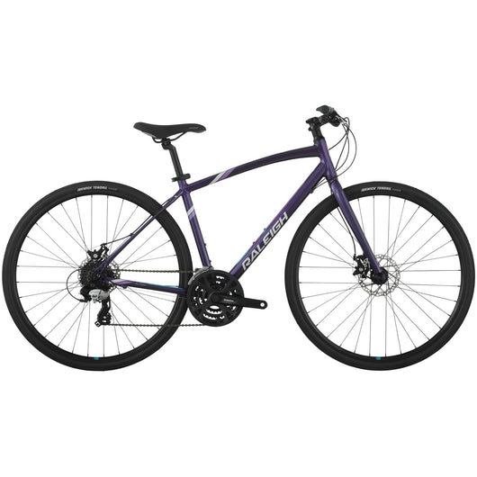 Raleigh Alysa 2 '16 Bike Purple - Bike Doctor, Vancouver