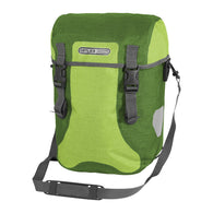 Shop Ortlieb Sport-Packer Plus Panniers 30L, Lime/Moss At The Bike Doctor, Vancouver.