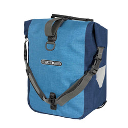 Shop Ortlieb Sport-Roller Plus Panniers 25L, Denim Blue At The Bike Doctor, Vancouver.