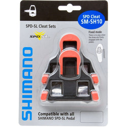 Shimano SPD-SL SM-SH10 Cleat Set - Bike Doctor, Vancouver
