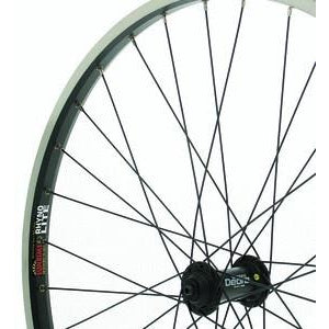 Rhyno Lite Rear Wheel 32H Black