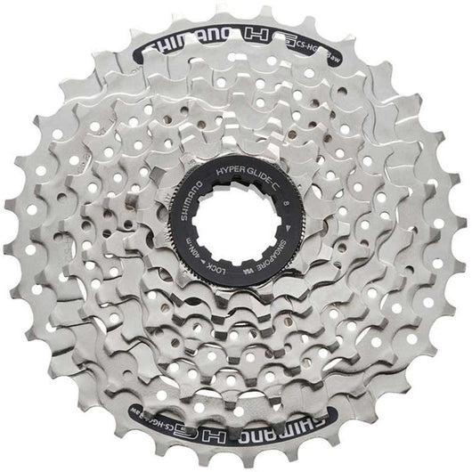 Shop Shimano CS-HG41 Acera 7sp 11-28T Cassette at the Bike Doctor, Vancouver
