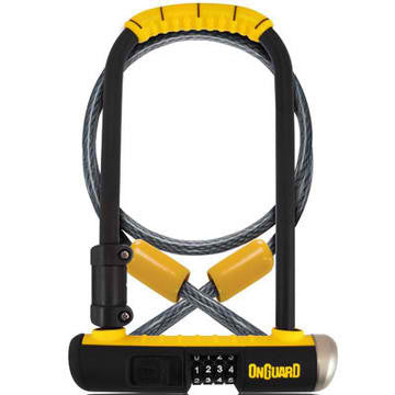 Protect Your Bike With Our OnGuard Bulldog Lock - Bike Doctor!