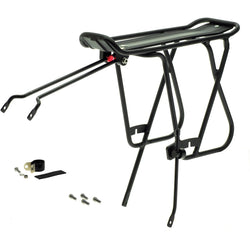 Axiom Journey Disc Rack Black - Bike Doctor, Vancouver