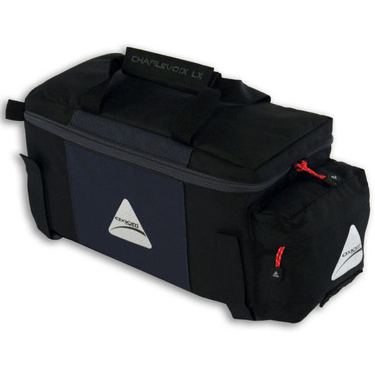 Shop Axiom Charlevoix LX 8 Trunk Bag At The Bike Doctor, Vancouver!