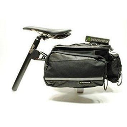 Voyager Flex Max 7L KlickFix Bike Packing Bag With Raincover