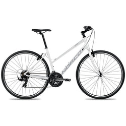 Norco VFR 6 Forma '17 Bike Step-Thru White - Bike Doctor, Vancouver