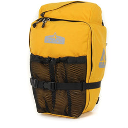 Arkel T-28  Touring Panniers 28L, Yellow - Bike Doctor, Vancouver