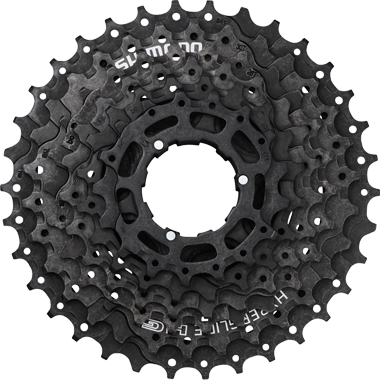 Shop Shimano CS-HG30 9sp Cassette, 11-32T At The Bike Doctor, Vancouver.