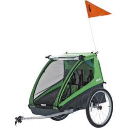Thule Chariot Cadence, Green - Bike Doctor, Vancouver