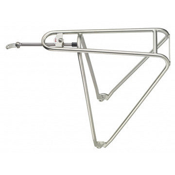 Tubus Fly Classic Stainless Rear Rack - Bike Doctor, Vancouver