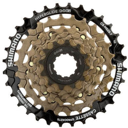 Buy Shimano HG20 7sp Cassette 12-32T At The Bike Doctor, Vancouver.