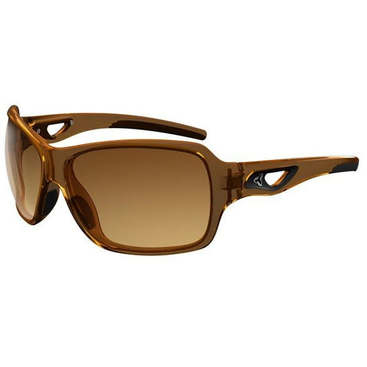 Ryders Carlita Polar Brown Xtal / Brown Lens Gradient