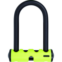 Abus U-Mini 40 U-Lock, Yellow Is Available At The Bike Doctor, Vancouver.