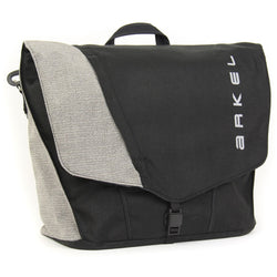 Shop Arkel Briefcase  Bag 25L, Black/Grey At The Bike Doctor, Vancouver.