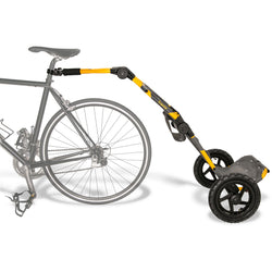 Burely Travoy Trailer Yellow  Buy Now at the Bike Doctor Vancouver