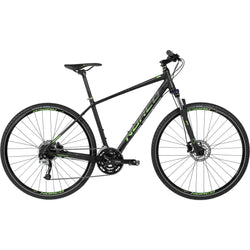 Norco XFR 3 '16 Bike Black/Green - Bike Doctor, Vancouver