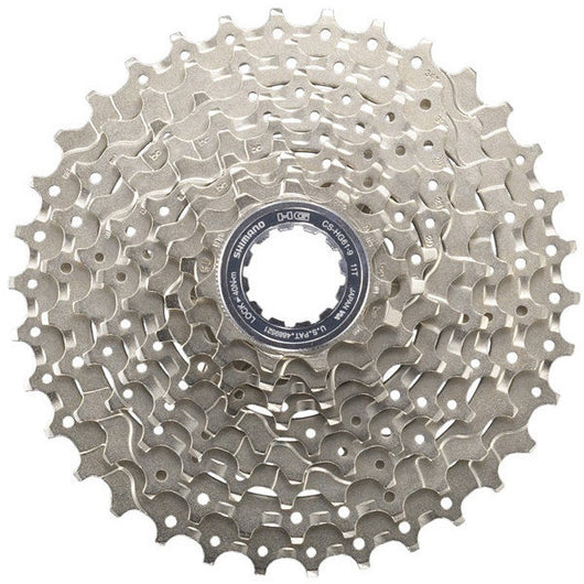 Shop Shimano CS-HG61 Deore 9sp Cassette 12-36T At The Bike Doctor, Vancouver.