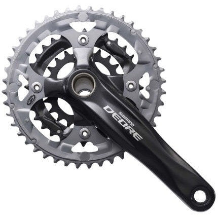 Shimano Deore FC-M590-L Crank Set - Bike Doctor, Vancouver