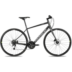 Norco VFR 3 Disc '17 Bike Charcoal/Lime Green - Bike Doctor, Vancouver