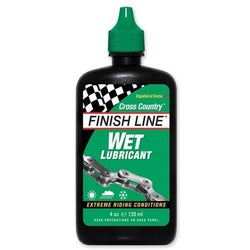 Buy Finish Line Wet Lubricant (4 OZ Bottle) At The Bike Doctor, Vancouver!