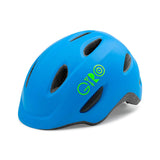 Giro Scamp Kids Helmet Blue Small - Bike Doctor, Vancouver