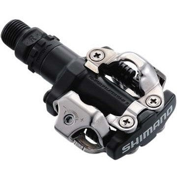 Shimano PD-M520 Pedals Black - Bike Doctor, Vancouver