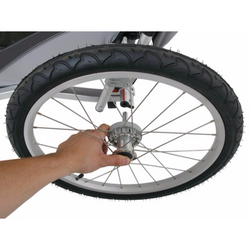 Shop Thule Cougar/Cheetah R Wheel Assembly At The Bike Doctor, Vancouver.