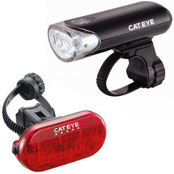 Buy Cateye EL135N / LD135 Light Set At The Bike Doctor.