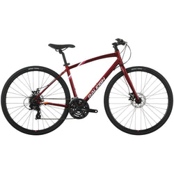 Raleigh Alysa 2 '16 Bike Red - Bike Doctor, Vancouver
