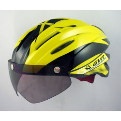 GVR Helmet Visor Yellow - Bike Doctor, Vancouver