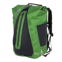 Ortlieb City Vario QL3.1 23L Backpack Green - Bike Doctor, Vancouver