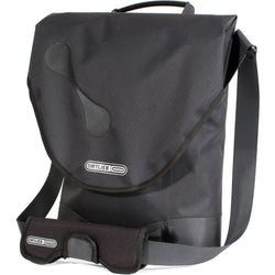 Ortlieb City Biker QL3 10L Shoulder Bag Black - Bike Doctor, Vancouver