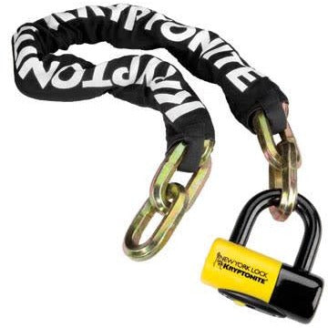 Kryptonite Ny Fahgettaboudit 1410 & Ny Disc Lock 14Mm X 100 Cm