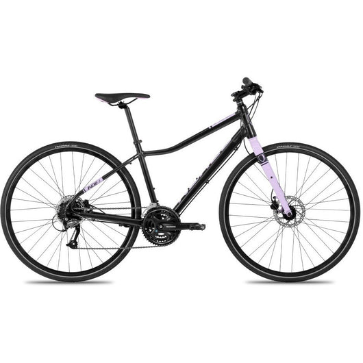 Norco Indie 3 Forma '17 Bike Grey/Purple - Bike Doctor, Vancouver